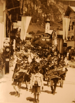 1931 Festzug Spitze