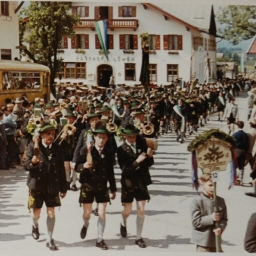 1961 Berchtesgadener m Bräu